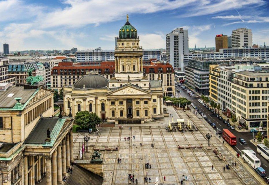 Что посмотреть в Берлине? Площадь Жандарменмаркт