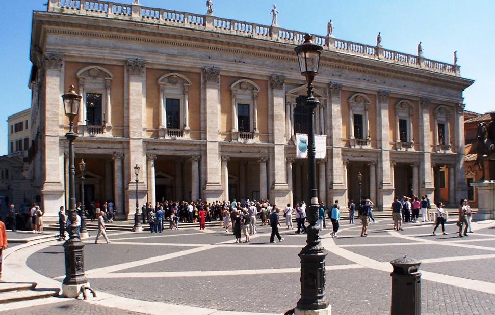 Что посмотреть в Риме? Musei Capitolini