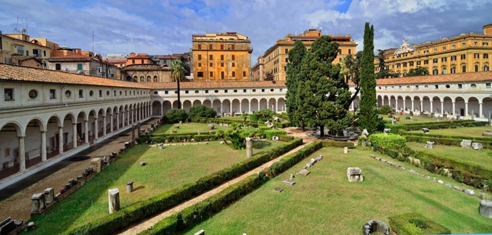 Что посмотреть в Риме? Museo Nazionale Romanо