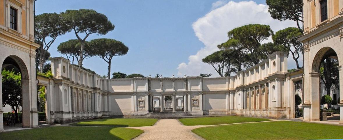 Что посмотреть в Риме? Villa Giulia