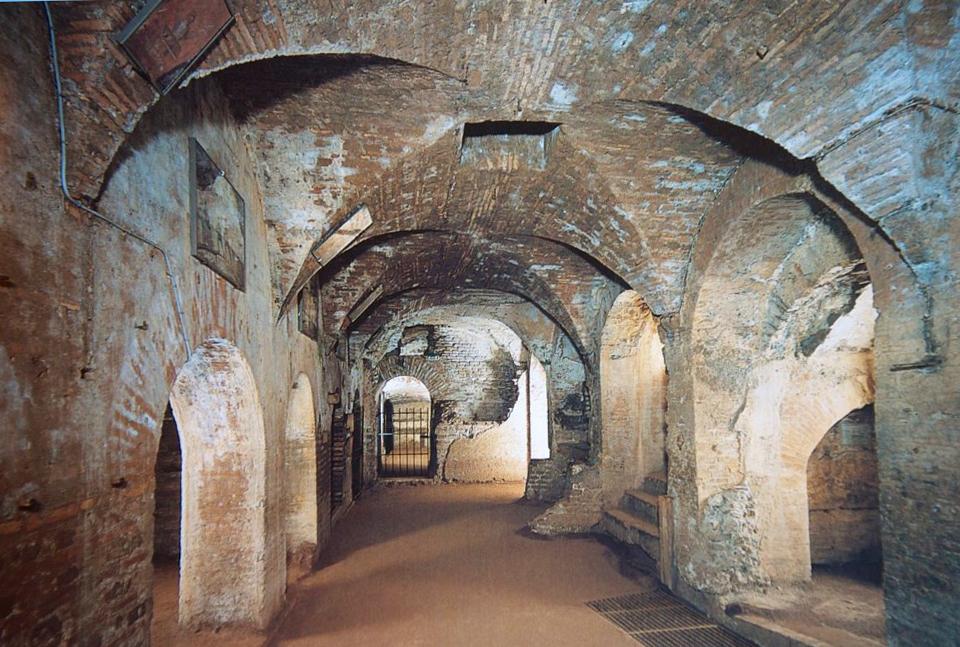 Что посмотреть в Риме? Catacombe di Roma