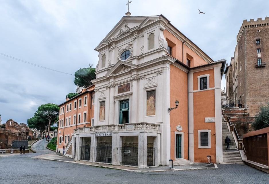 Что посмотреть в Риме? Carcere Mamertino