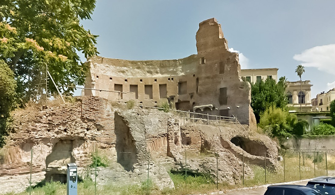 Что посмотреть в Риме? Холм Эсквилин