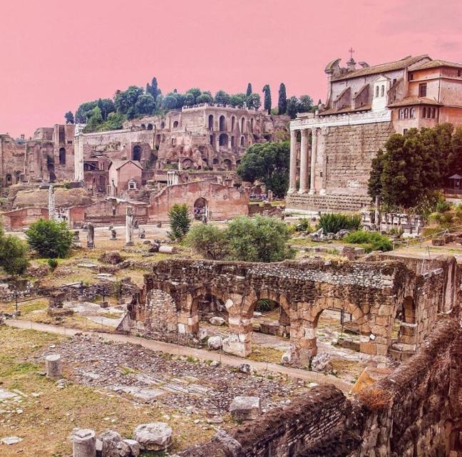 Что посмотреть в Риме? Холм Целий