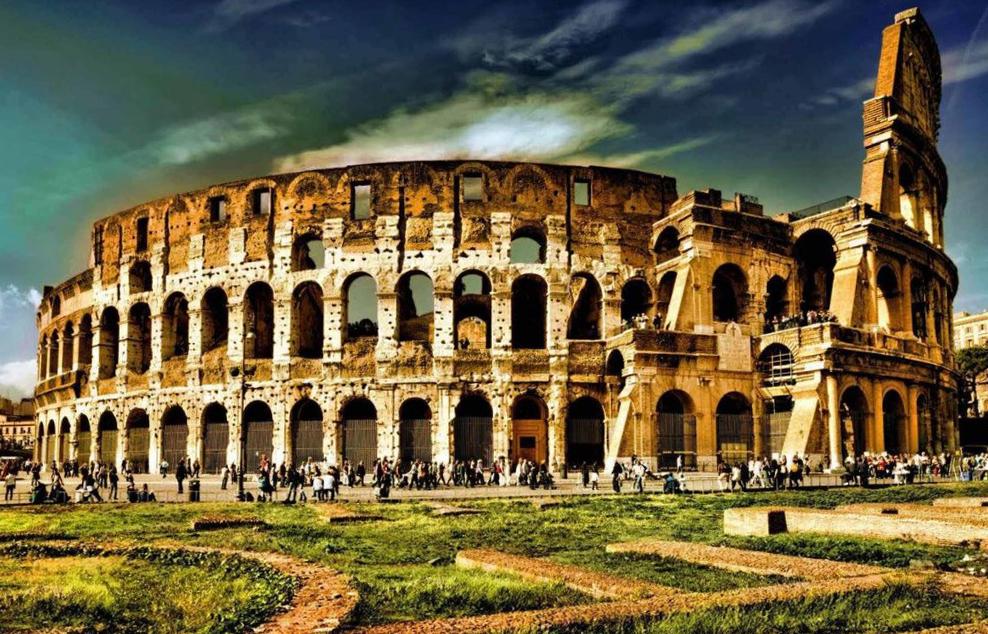 Что посмотреть в Риме? Колизей