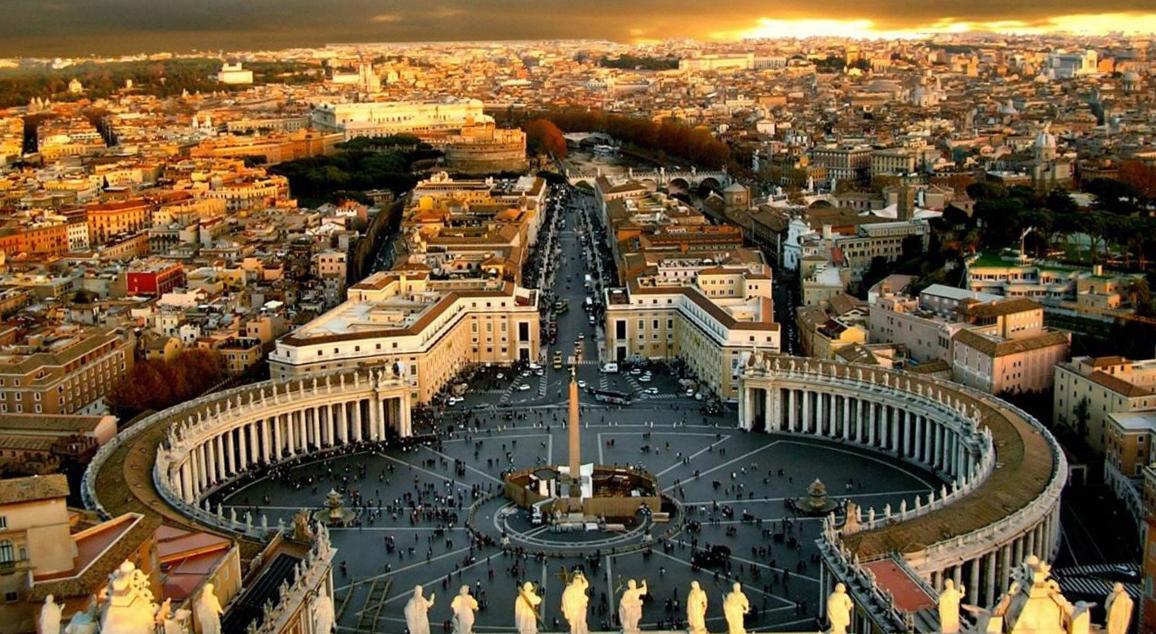 Что посмотреть в Риме? Ватикан