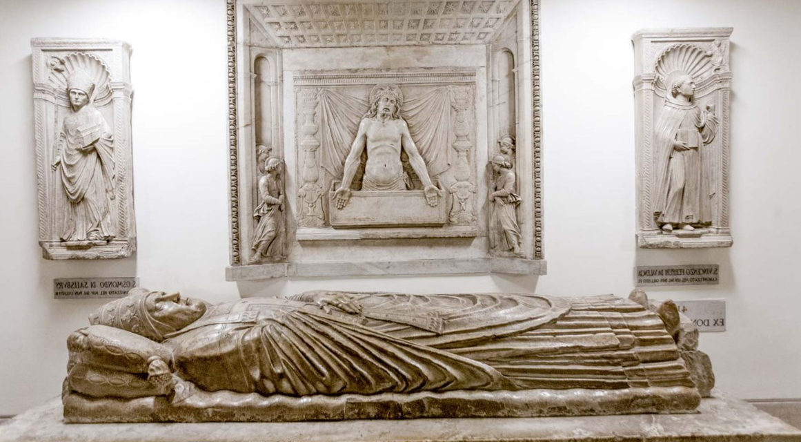 Что посмотреть в Риме? Vatican Grottoes