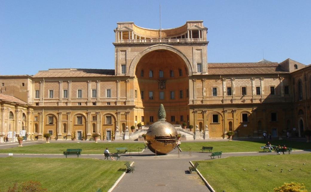Что посмотреть в Риме? Musei Vaticani