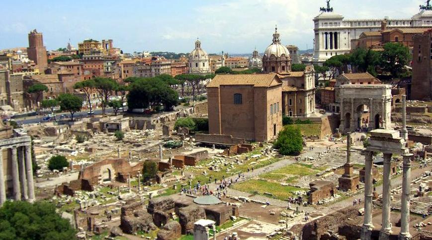 Что посмотреть в Риме? Холм Капитолий