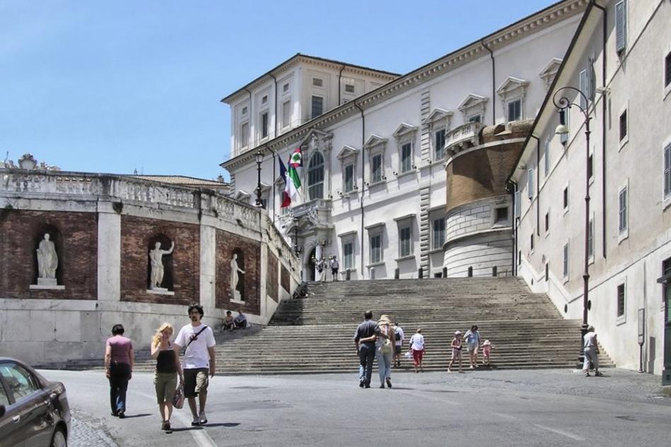 Что посмотреть в Риме? Холм Квиринал