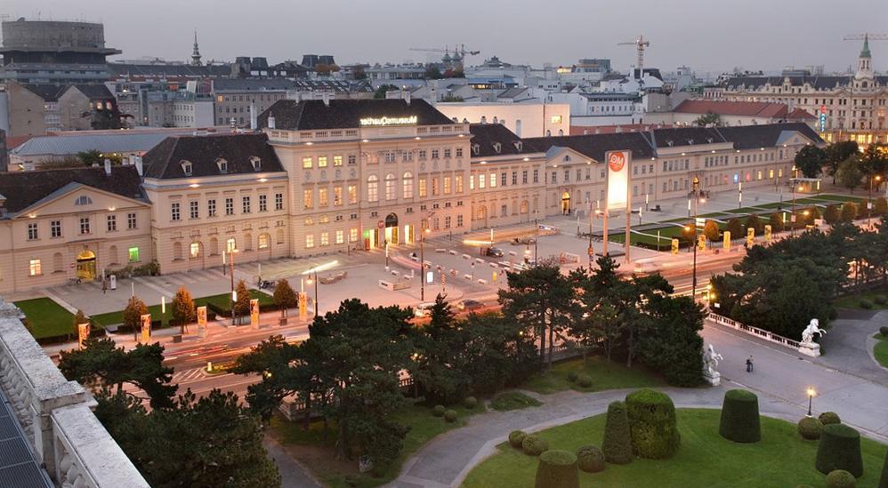 Что посмотреть в Вене? Музейный квартал