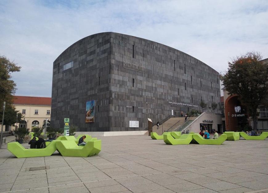 Что посмотреть в Вене? Музей современного искусства
