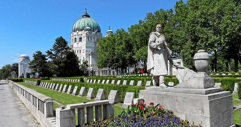 Что посмотреть в Вене? Центральное кладбище Вены