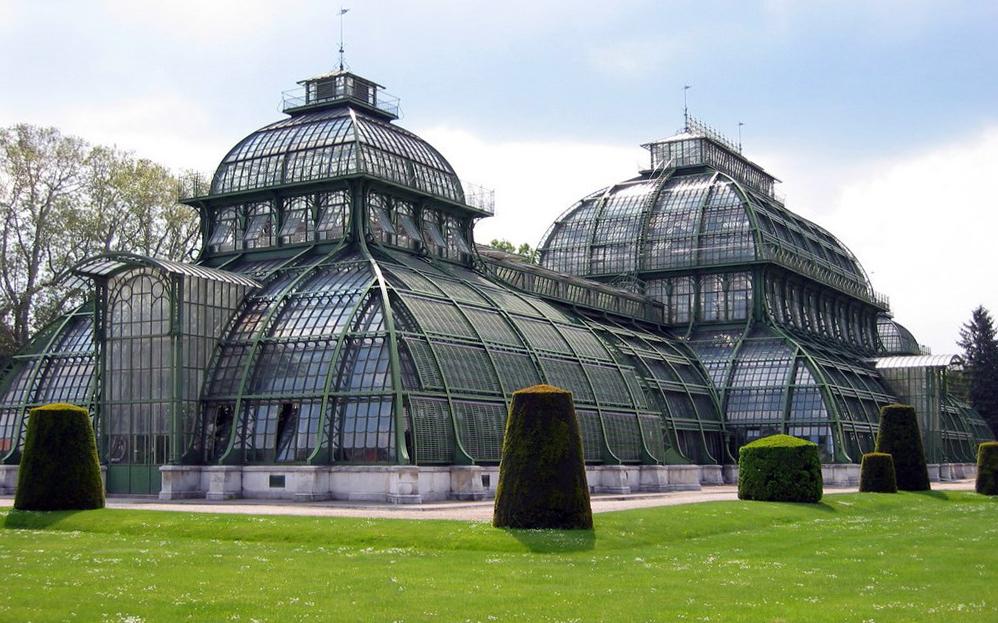 Что посмотреть в Вене? Дом бабочек