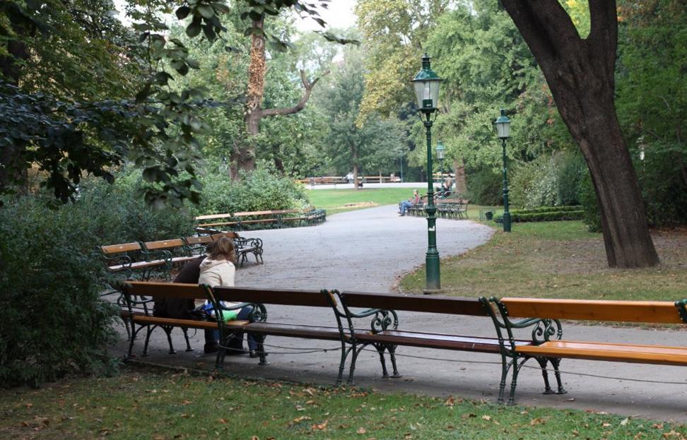 Что посмотреть в Вене? Городской парк