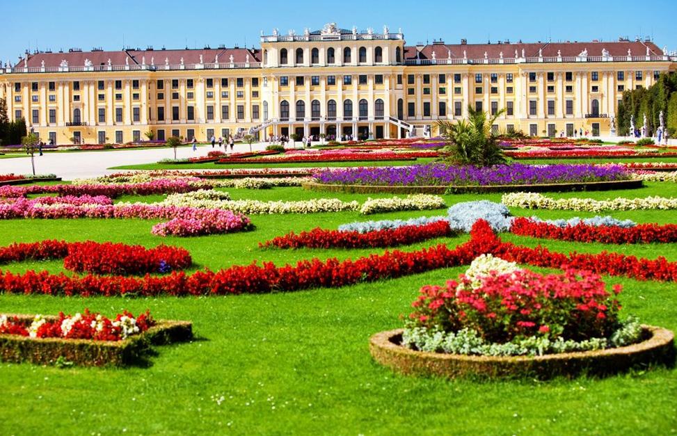 Что посмотреть в Вене? Шенбрунн