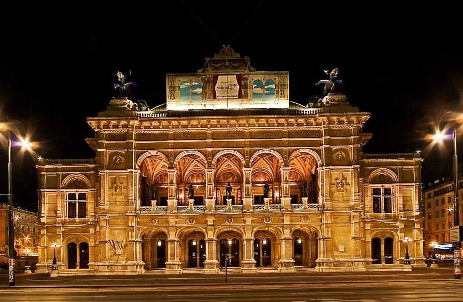 Что посмотреть в Вене? Венская опера