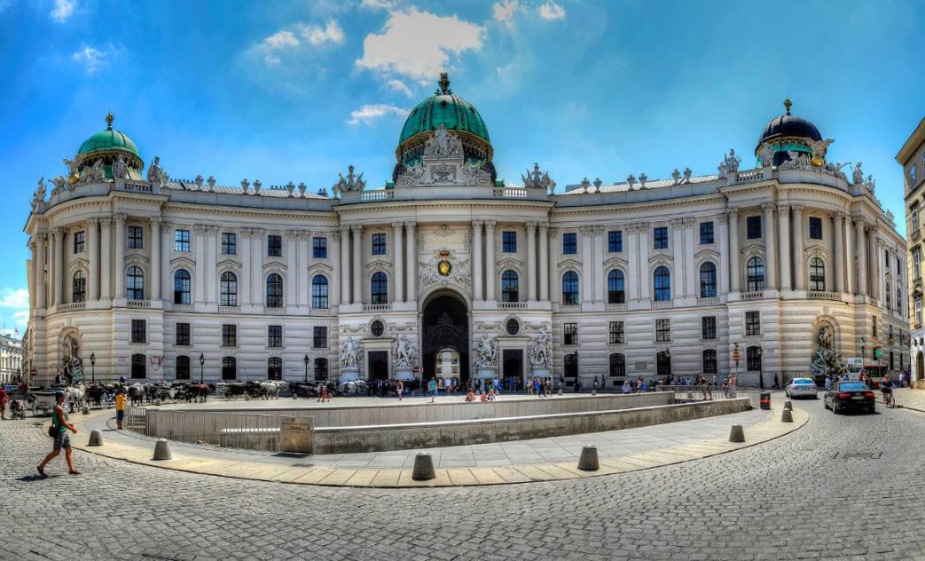 Что посмотреть в Вене? Хофбург