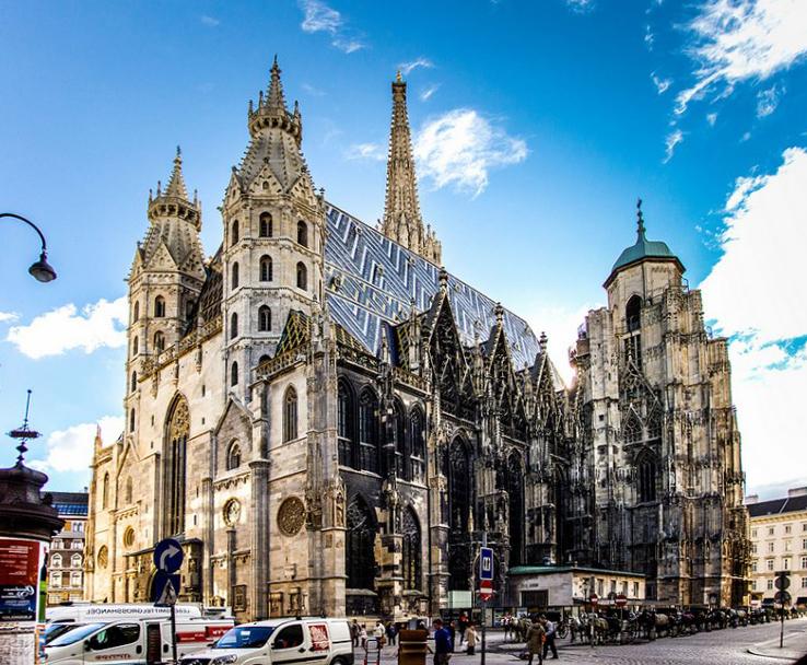 Что посмотреть в Вене? Собор Святого Стефана
