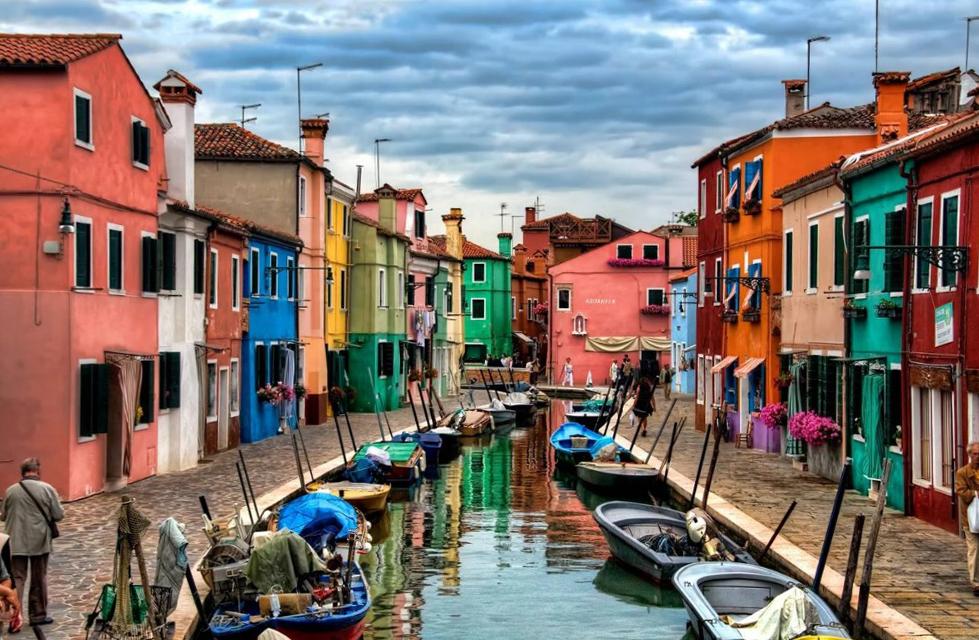 Что посмотреть в Венеции? Остров Бурано