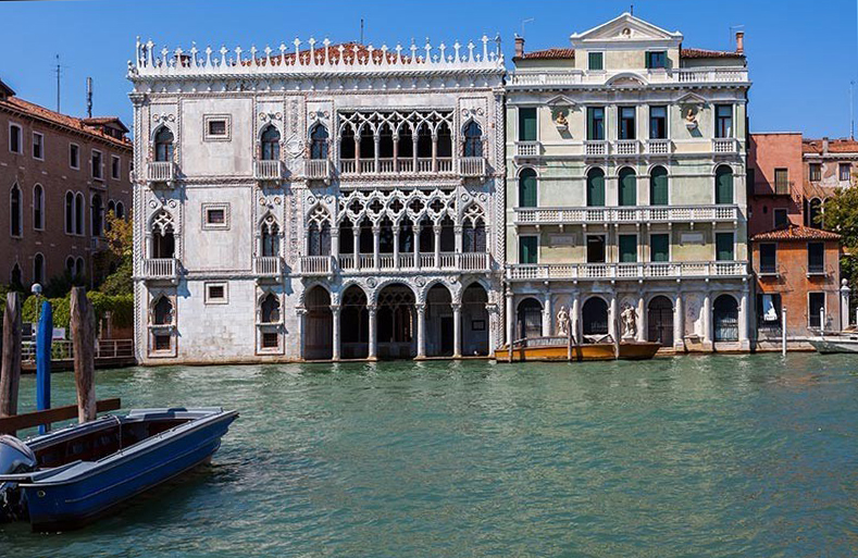 Что посмотреть в Венеции? Дворец Ка-д'Оро