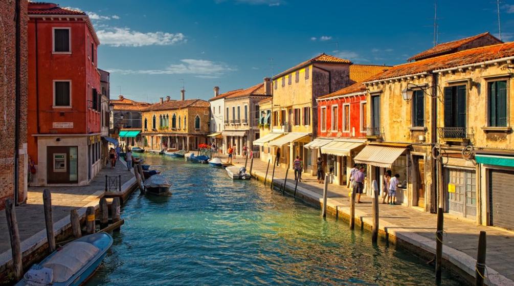 Что посмотреть в Венеции? Остров Мурано