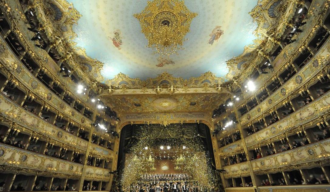 Что посмотреть в Венеции? Театр Ла Фениче