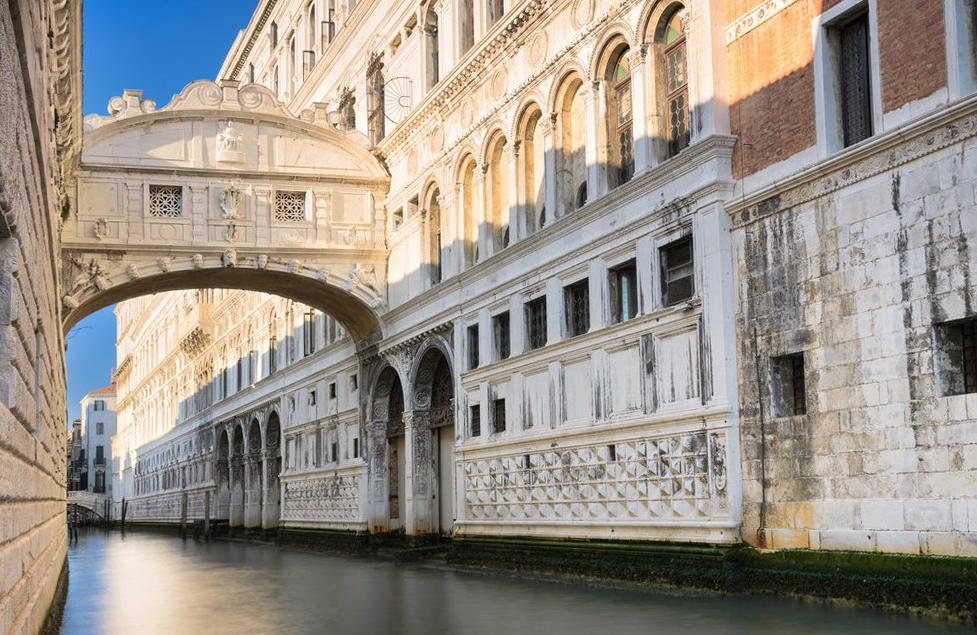 Что посмотреть в Венеции? Мост Вздохов