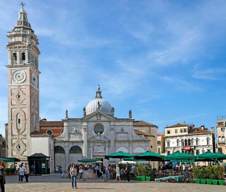 Что посмотреть в Венеции? Санта-Мария-Формоза