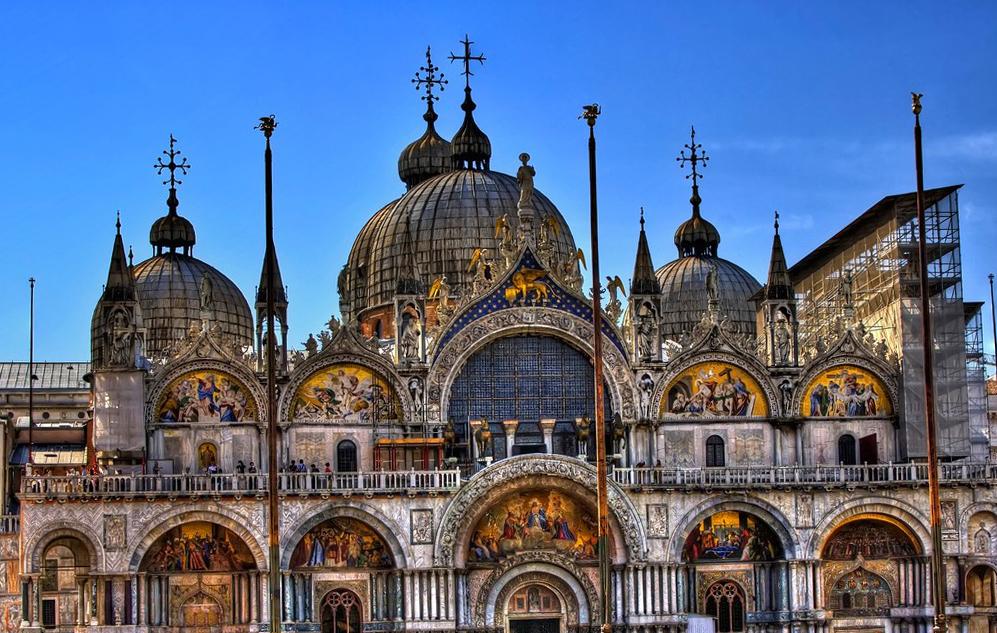 Что посмотреть в Венеции? Собор Святого Марка