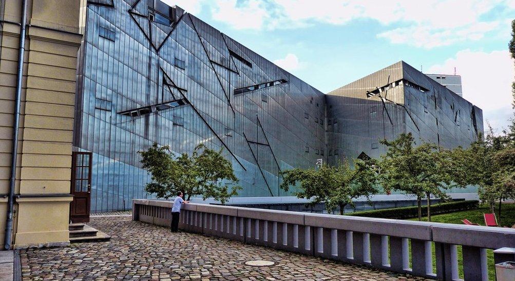 Что посмотреть в Берлине? Еврейский музей