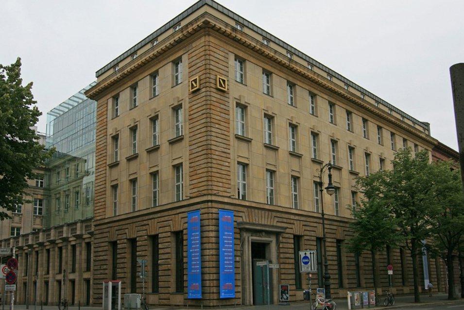 Что посмотреть в Берлине? Галерея Guggenheim Kunsthalle by Deutsche Bank