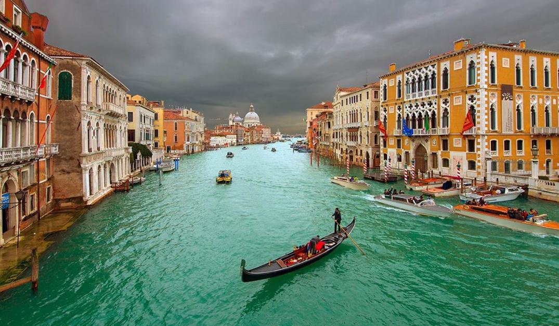 Что посмотреть в Венеции? Гранд-канал