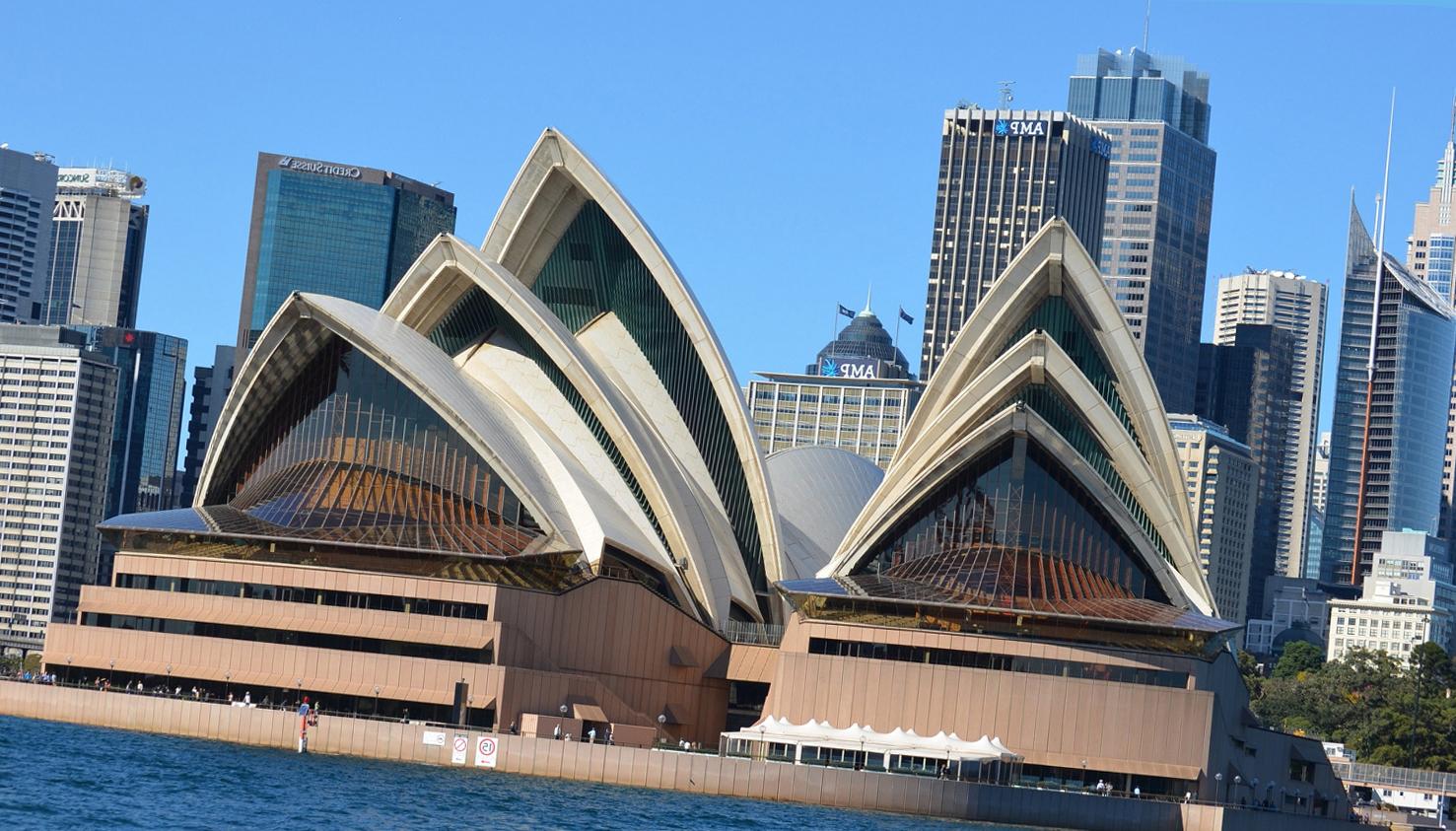 Что посмотреть в Сиднее? Sydney Opera House