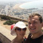 Отчет о путешествии в Марокко 27.09.2017 (260-Й ДЕНЬ ПУТИ)