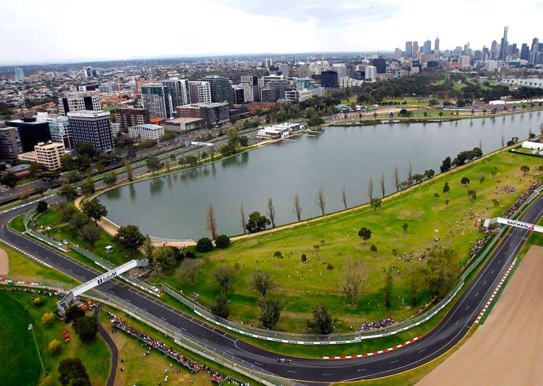 Что посмотреть в Мельбурне? Альберт-парк