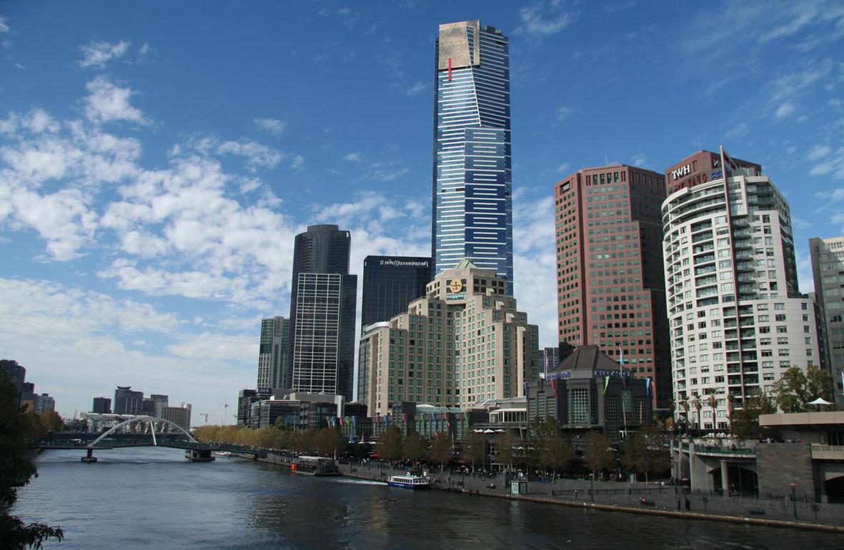 Что посмотреть в Мельбурне? Башня «Эврика»
