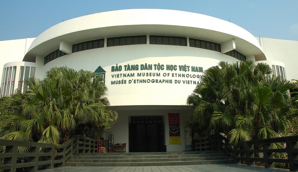 Что посмотреть в Ханое? Вьетнамский музей этнологии