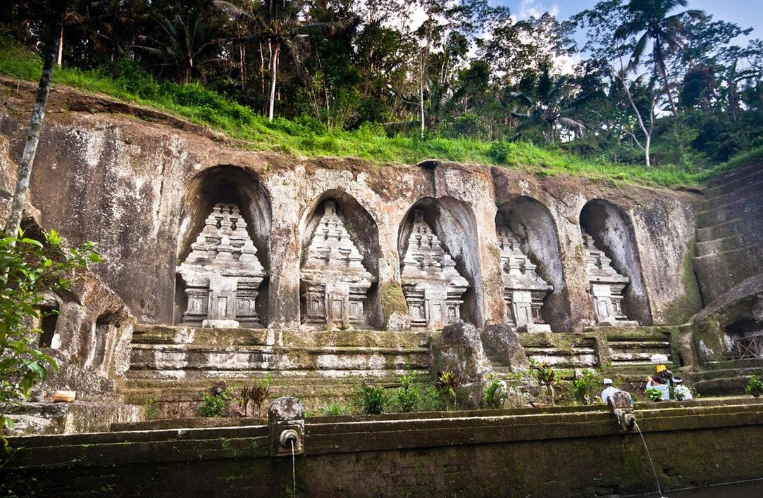 Что посмотреть на Бали? Храм Гунунг Кави