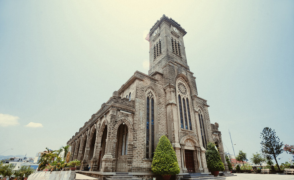 Что посмотреть в Нячанге? Кафедральный Собор