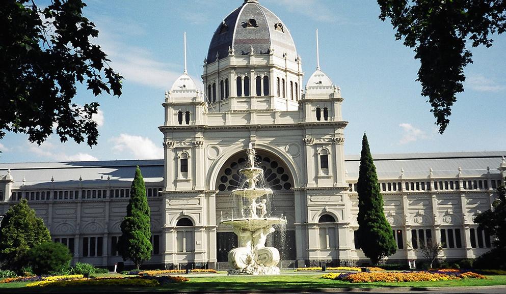 Что посмотреть в Мельбурне? Королевский выставочный центр