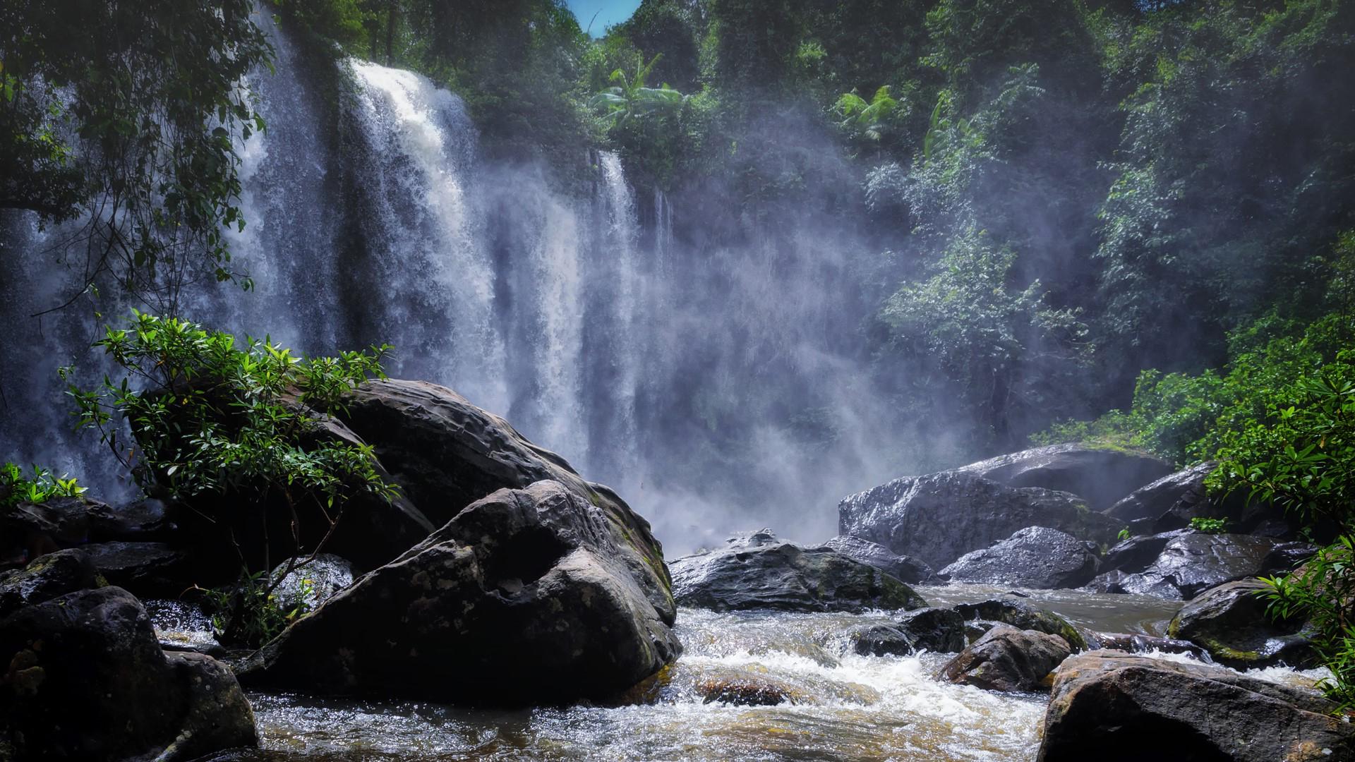 Что посмотреть в Сием Рипе? Водопад Кулен