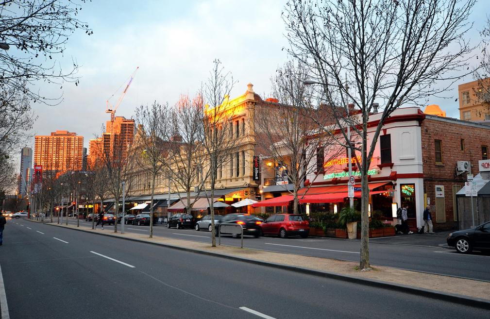 Что посмотреть в Мельбурне? Мельбурнский итальянский квартал