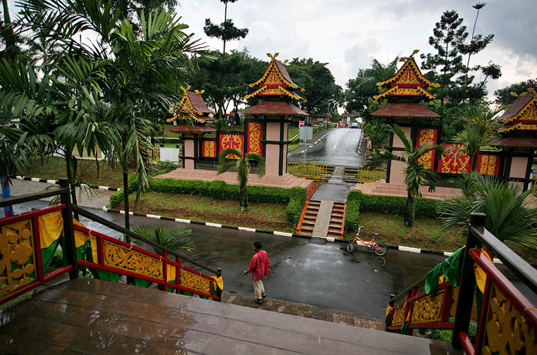 Что посмотреть в Джакарте? «Мини-Индонезия»