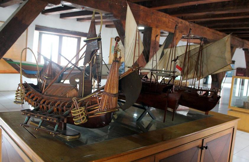 Что посмотреть в Джакарте? Морской музей