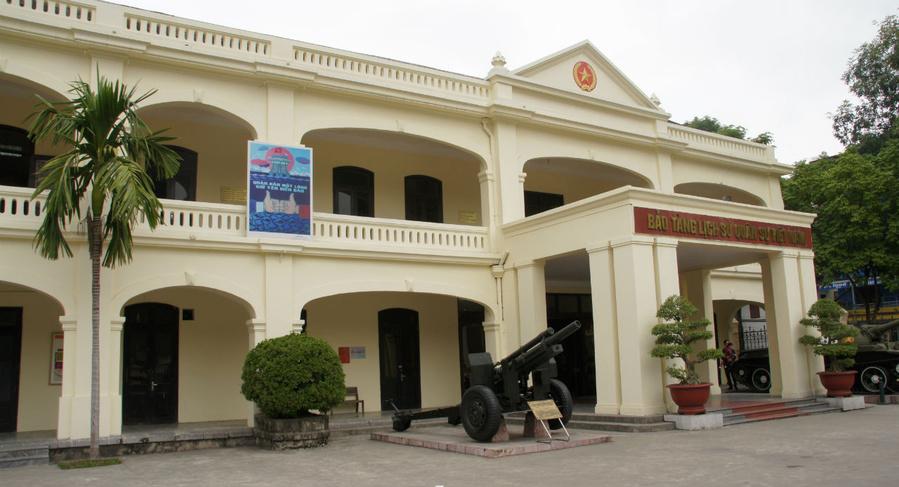 Что посмотреть в Ханое? Национальный музей военной истории