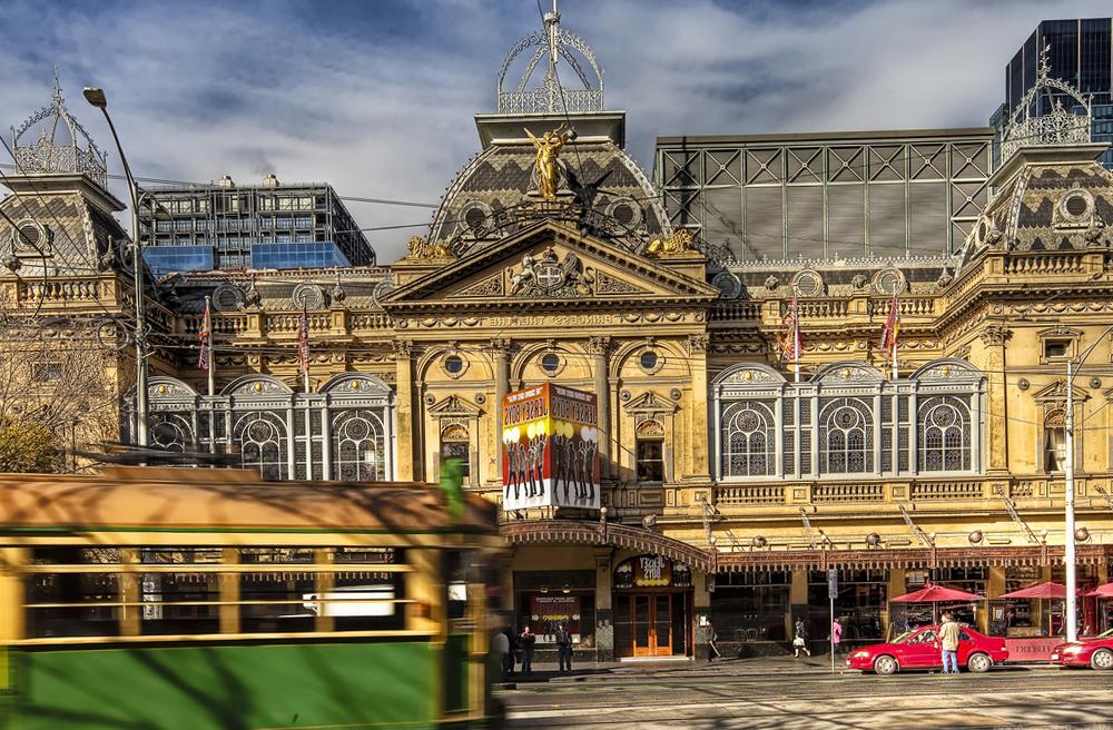 Что посмотреть в Мельбурне? Принцесс-театр