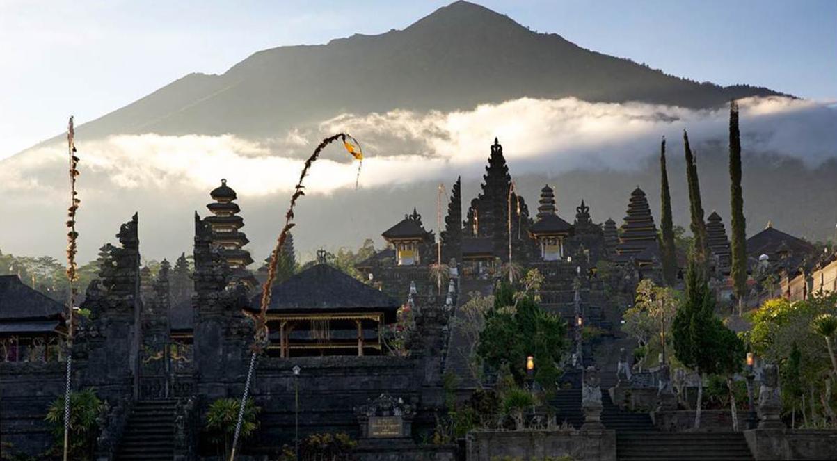 Что посмотреть на Бали? Пура Бесаких