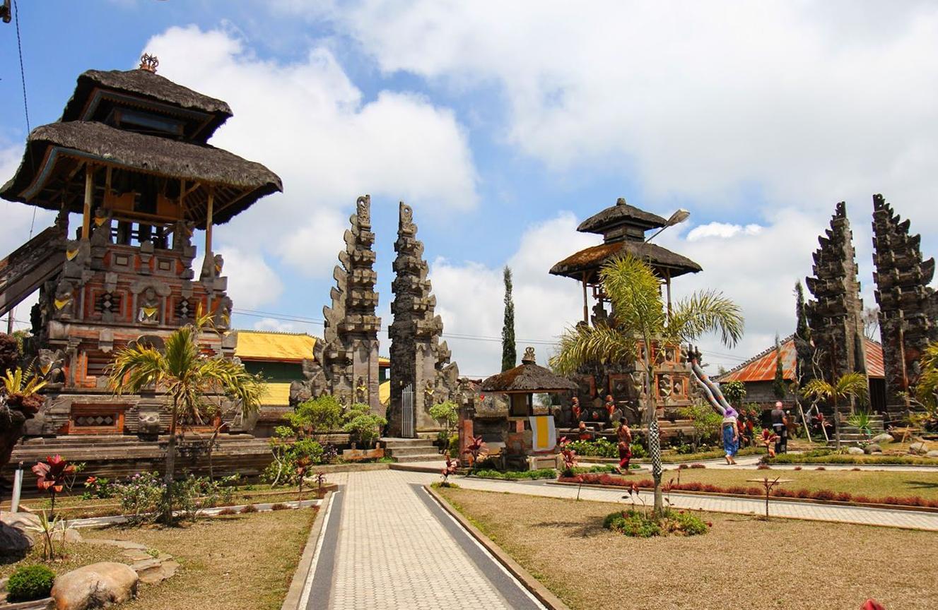 Что посмотреть на Бали? Храм Пура Букит