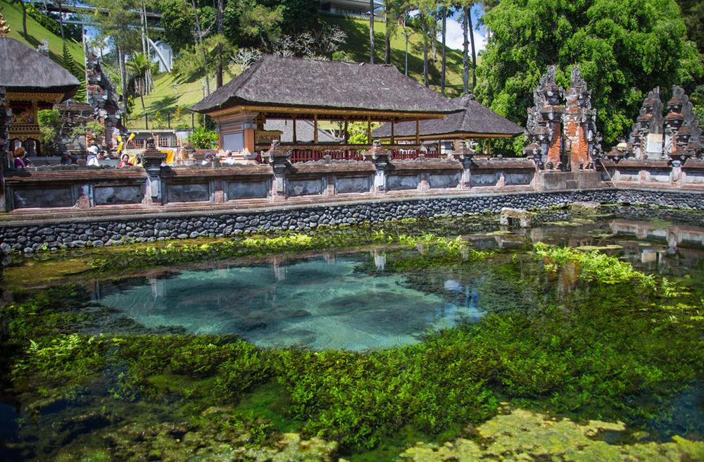 Что посмотреть на Бали? Тирта Эмпул